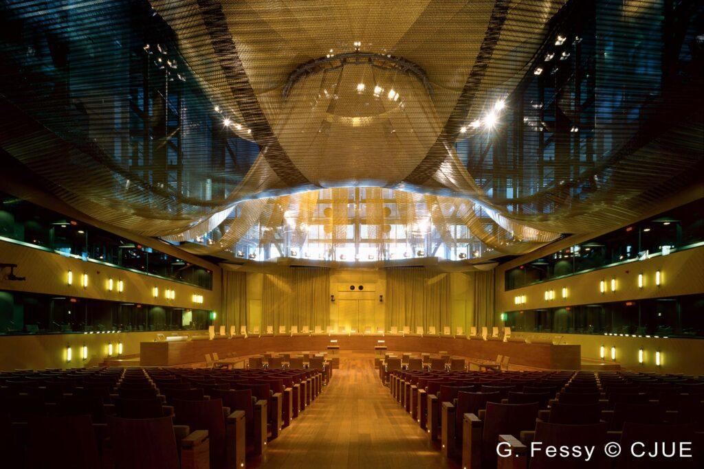 Kereset az Európai Közösségek Bíróságához